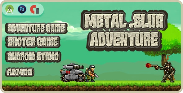 METAL SLUG ADVENTURE - ACTION GAME - CodeCanyon Item for Sale