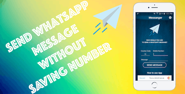 Quick Messenger For WhatsApp