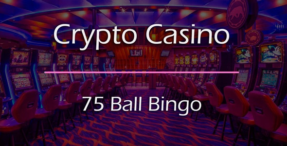 75 Ball American Bingo Add-on for Crypto Casino - CodeCanyon Item for Sale