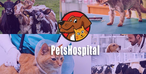 Petshospital – Hospital Management System with Website by Meteros