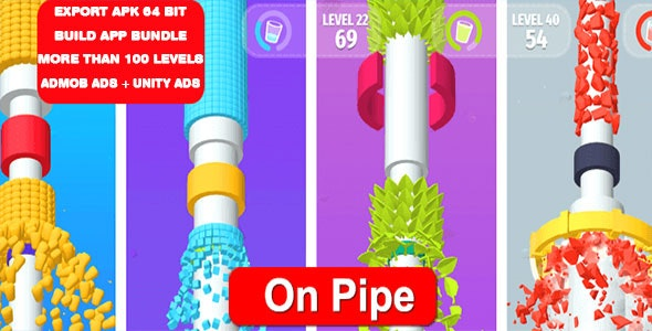 OnPipe - Top Trending Game - CodeCanyon Item for Sale