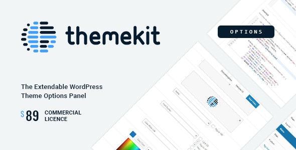 Themekit Options - WordPress Theme Options Panel - CodeCanyon Item for Sale