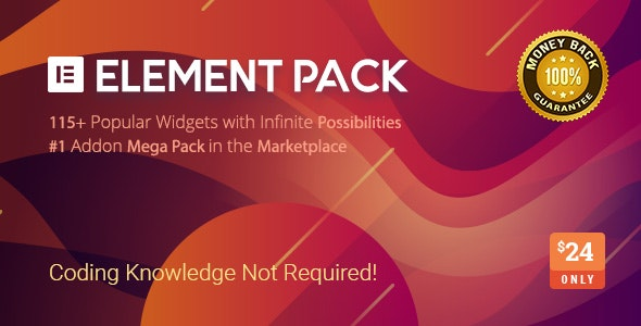 Element Pack - Addon for Elementor Page Builder WordPress