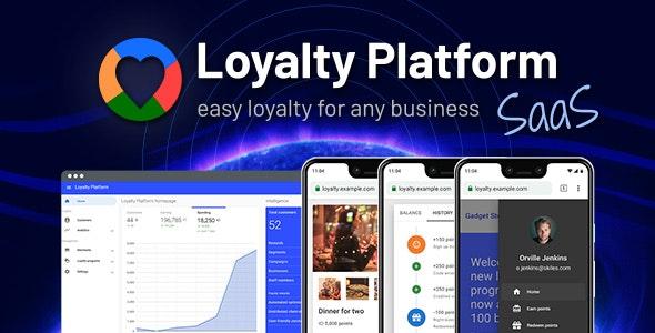 Loyalty Platform - SaaS - CodeCanyon Item for Sale