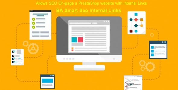 Prestashop Smart SEO Internal Links Pro Module