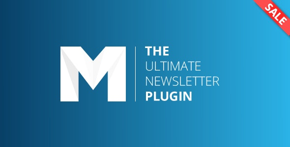 Mailster - Email Newsletter Plugin for WordPress - CodeCanyon Item for Sale