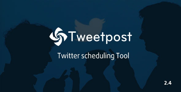 TweetPost - Twitter Scheduling Tools - CodeCanyon Item for Sale