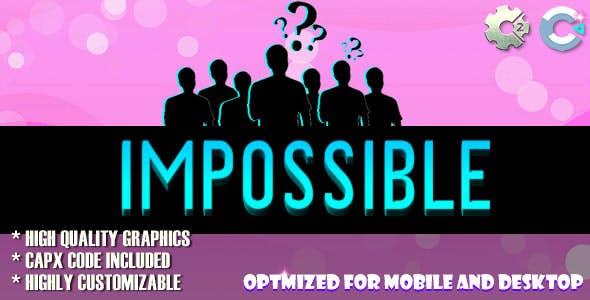 Impossible - (C2, C3, HTML5) Game.