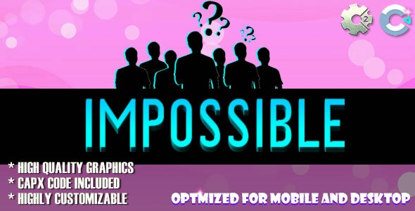 Impossible - (C2, C3, HTML5) Game. - CodeCanyon Item for Sale