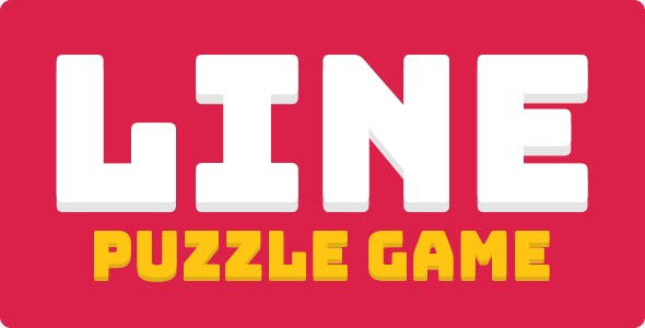 Line Puzzle Game  - HTML5 Mobile Game (Construct 3 | Construct 2 | Capx)