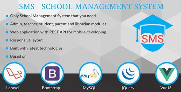 School Management System - SMS
