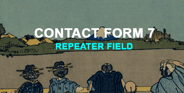 Contact Form 7 Repeater - CodeCanyon Item for Sale