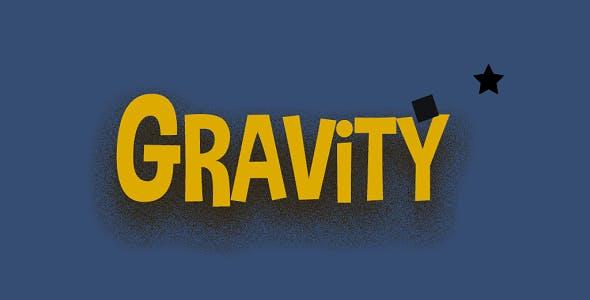 Gravity(v1.0) (Construct 3 Game)