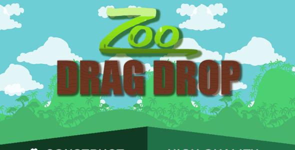 Zoo Drag & Drop