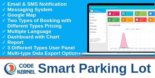 CK - Smart Parking Lot