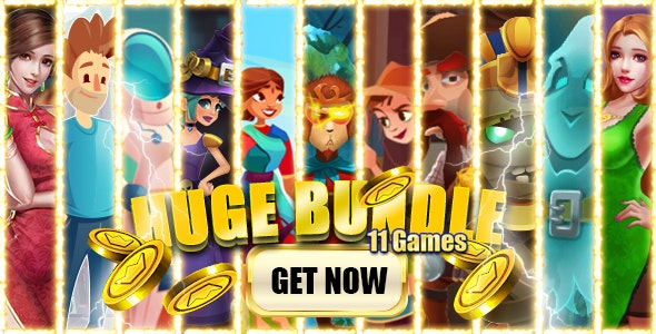 Huge Casino Slot Game Bundles - CodeCanyon Item for Sale