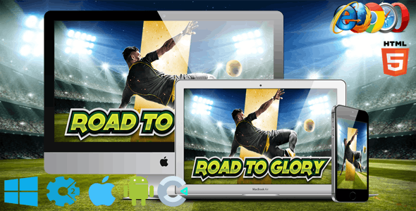 Road To Glory - CodeCanyon Item for Sale