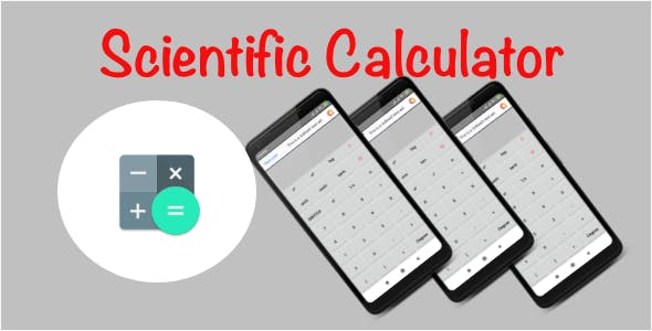 Scientific Calculator for Android with Admob