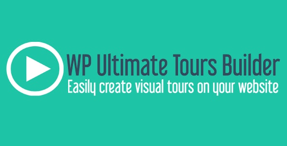 WP Ultimate Tours Builder - CodeCanyon Item for Sale