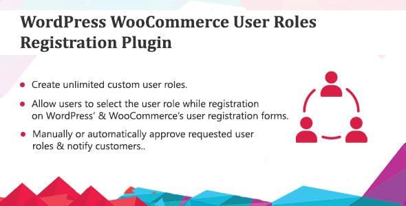 Choose User Role At Registration Plugin For WooCommerce & WordPress