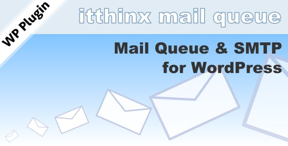 Itthinx Mail Queue & SMTP for WordPress