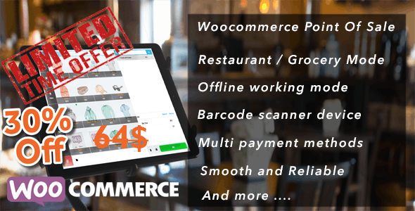 Openpos - WooCommerce Point Of Sale(POS) by anhvnit | CodeCanyon