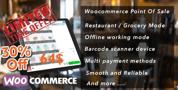 Openpos -  WooCommerce Point Of Sale(POS)