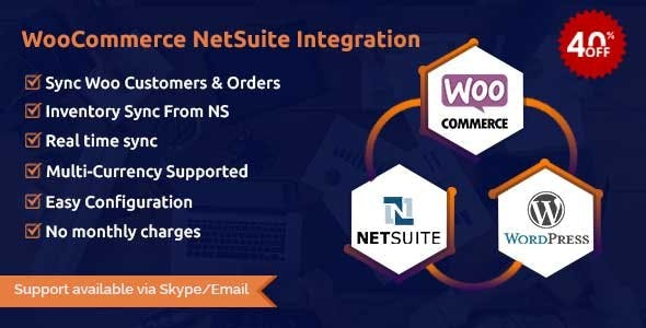 WooCommerce NetSuite Integration by smgom7 | CodeCanyon