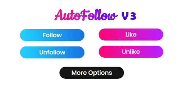Instagram AutoFollow - Automation tool (follow,unfollow