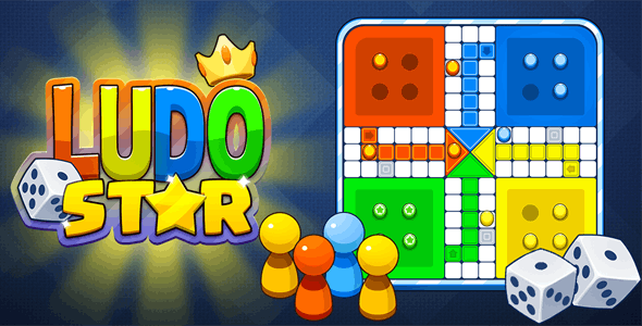 Multiplayer Ludo Star - (Android + IOS)