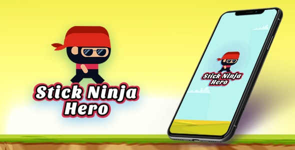 Stick Ninja Hero - CodeCanyon Item for Sale