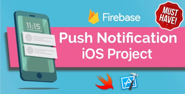 [Addon] - Firebase Push Notifications iOS