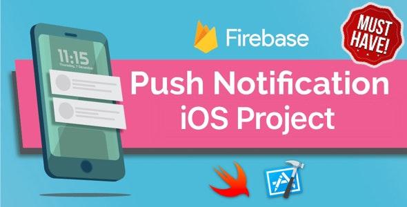[Addon] - Firebase Push Notifications iOS - CodeCanyon Item for Sale