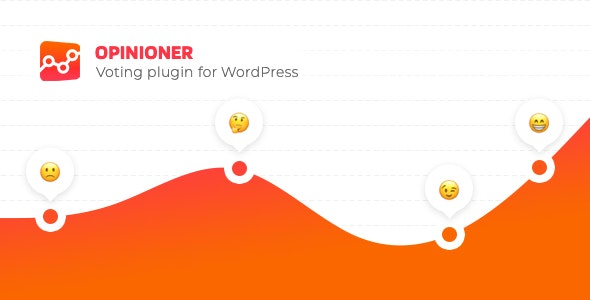 WordPress voting plugin – Opinioner - CodeCanyon Item for Sale