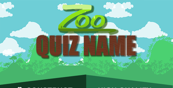 Zoo Quiz Name