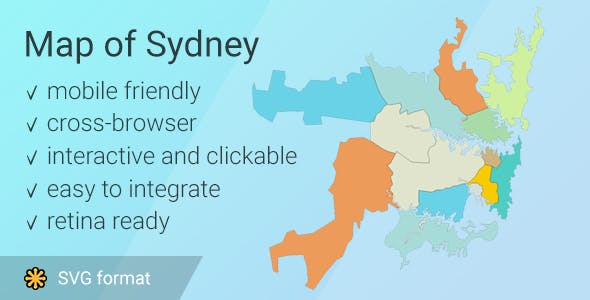Australia Map Svg.Map Svg Plugins Code Scripts From Codecanyon