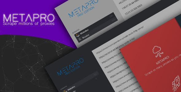 METAPRO | The ULTIMATE Proxy Scraper