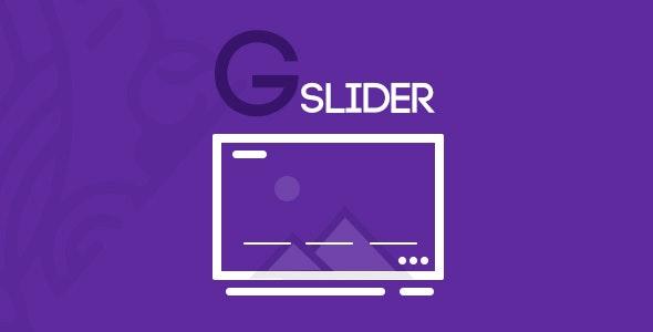 GSlider - Premium Gutenberg Slider Block For WordPress - CodeCanyon Item for Sale