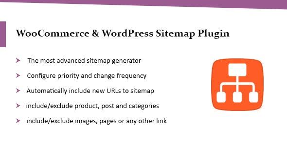 WooCommerce Sitemap Plugin | WordPress Sitemap Plugin - CodeCanyon Item for Sale