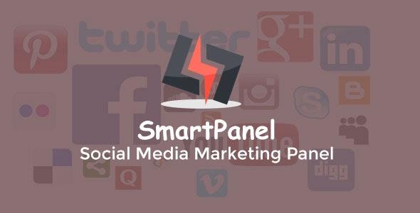 SmartPanel - SMM Panel Script - CodeCanyon Item for Sale