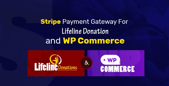 Stripe Payment Gateway for Lifeline Donations - CodeCanyon Item for Sale