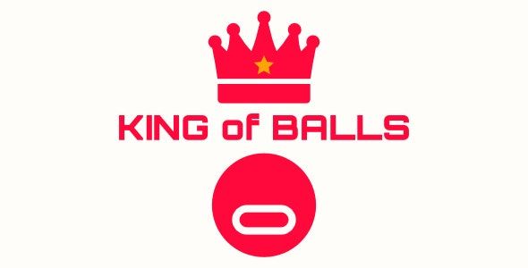 King of Balls | Two Player Game | Html5 Construct 2/3 - CodeCanyon Item for Sale