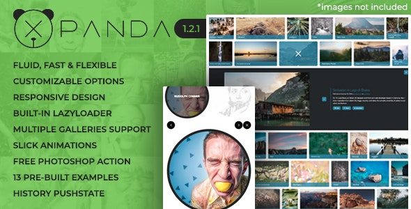 XPANDA - Responsive Gallery Content Expander Plugin - CodeCanyon Item for Sale