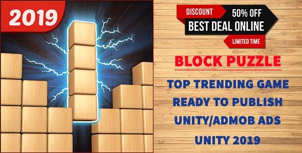 Wood Block Puzzle 2019