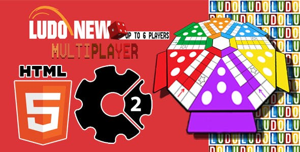 Ludo New Multiplayer (.capx)
