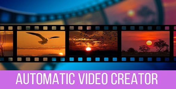 Automatic Video Creator Plugin for WordPress