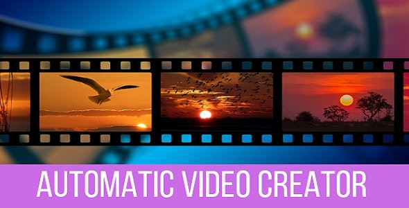 Automatic Video Creator Plugin for WordPress - CodeCanyon Item for Sale