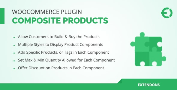 WooCommerce Composite Products Plugin - CodeCanyon Item for Sale