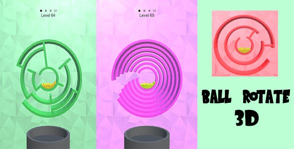 Ball Rotate 3D - Trending Game