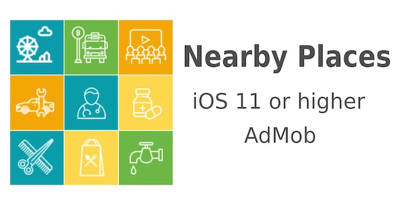 Nearby Places - CodeCanyon Item for Sale